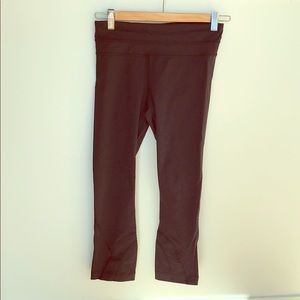 Lululemon Cropped Luxtreme Pants